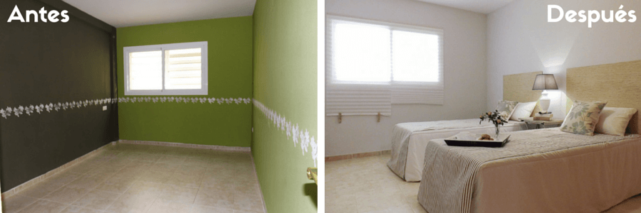 Home staging venta vivienda