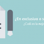 exclusividad inmobiliaria o sin exclusiva